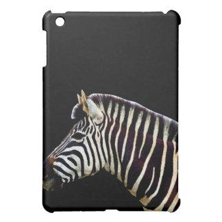 Zebra-Kopf zur Schulter iPad Mini Hülle