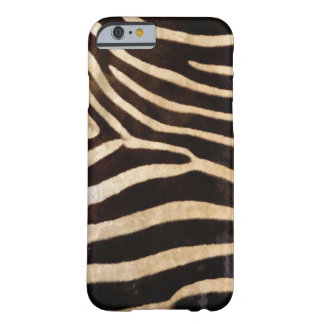 Zebra-Körper-Pelz iPhone 6 Fall Barely There iPhone 6 Hülle