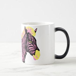Zebra-Mag Verwandlungstasse