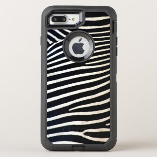Zebra OtterBox Defender iPhone 8 Plus/7 Plus Hülle