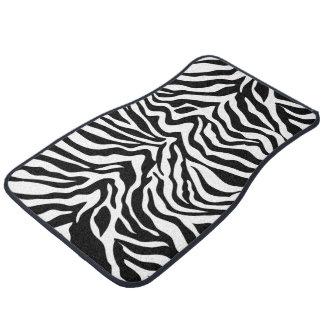 Zebra Stripes Auto-Matten Auto Fussmatte