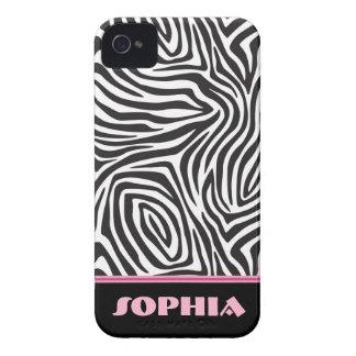 Zebra Stro [es iPhone 4 Hüllen