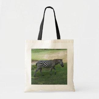 Zebra-Taschen-Tasche Tragetasche