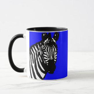 Zebra. Tasse