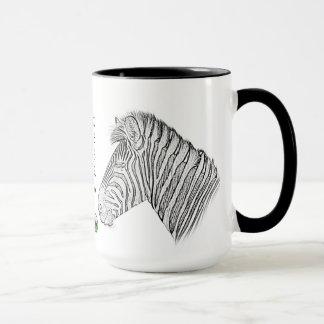 Zebra-Tasse - Afrika-Reihe Tasse
