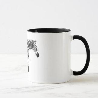 Zebra-Tasse Tasse
