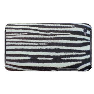 Zebrahautoberfläche iPod Touch Case