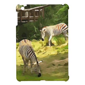 Zebras iPad Mini Hülle