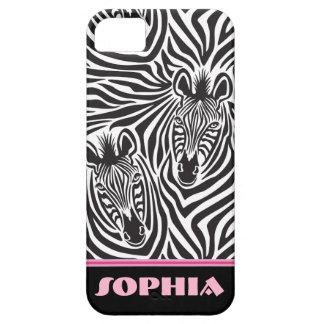 Zebras iPhone 5 Etui