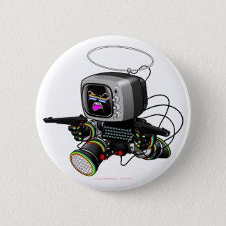 ZED-HEXE v1.0 Knopf Runder Button 5,7 Cm