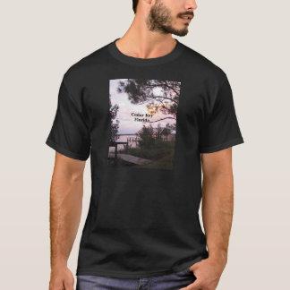 Zeder Schlüsselflorida T-Shirt