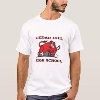 ZEDERN-HÜGEL-HIGHSCHOOL TEAM-SHIRT T-Shirt