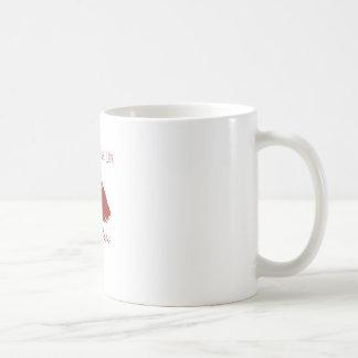 Zedern-Schlucht Kaffeetasse