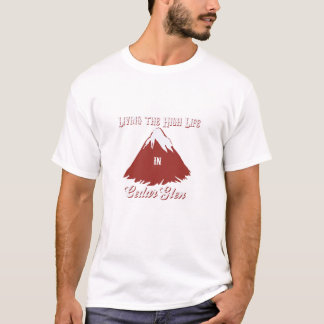 Zedern-Schlucht T-Shirt