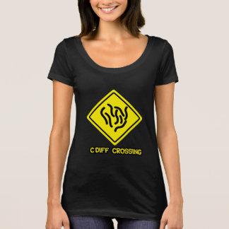 Zeichen C. Diff Crossing T-Shirt