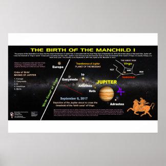 Zeichen der Enthüllungs-12 - Manchild 1 Poster