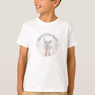 Zeichen des Geist-T-Stücks T-Shirt