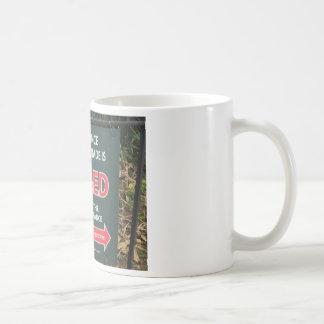 Zeichen-Kunst Kaffeetasse