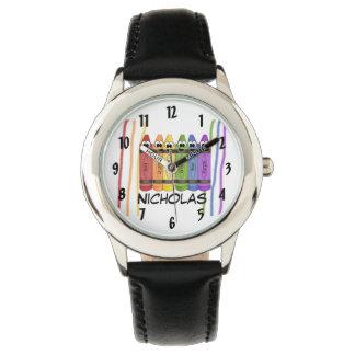 Zeichenstifte Uhren