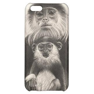 Zeichnen des Affen iPhone 5C Hülle
