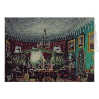 Zeichnen des Raumes der Kaiserin Alexandra Karte