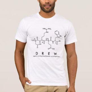 Zeichnete PeptidnamensShirt M T-Shirt