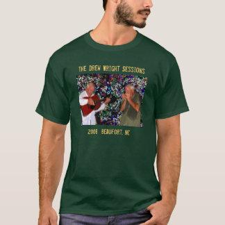 Zeichnete Wright-Sitzungen T-Shirt