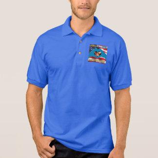 ZEIGEN Sie das Polo-Shirt Männer die LIEBE des Polo Shirt