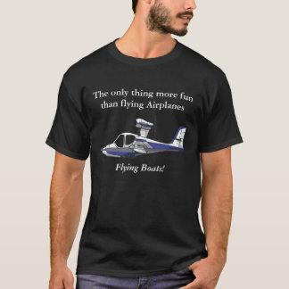 Zeigen Sie der Welt Sie Liebe Seeflugzeuge T-Shirt