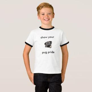 Zeigen Sie Ihren Mops-Stolz! T-Shirt