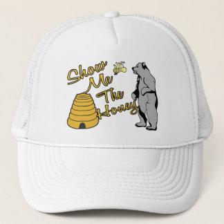 Zeigen Sie mir den Honig Truckerkappe