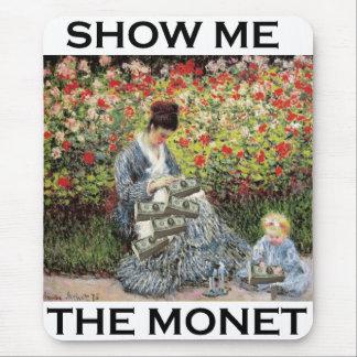 Zeigen Sie mir den Monet Mousepad
