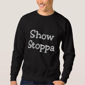 Zeigen Sie Stoppa Besticktes Sweatshirt