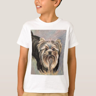 Zeigen Sie Yorkie Abby T-Shirt