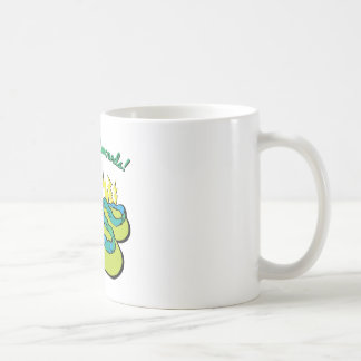 Zeit-Aale Kaffeetasse