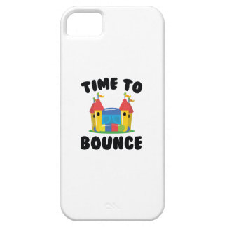 Zeit aufzuprallen iPhone 5 etui