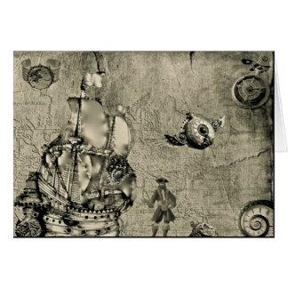 Zeit-Bandit-Sammlung Karte