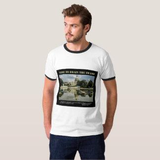 Zeit, den Sumpf-T - Shirt abzulassen