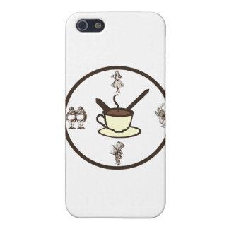 Zeit für einen wütenden Tee Party7 iPhone 5 Etui