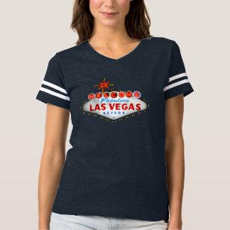 Zeit für Vegas-Marken-Kleid T-shirt