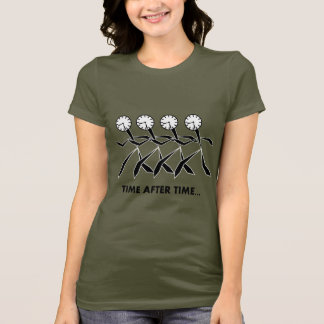 Zeit-Idiom-Reihe - oft T-Shirt