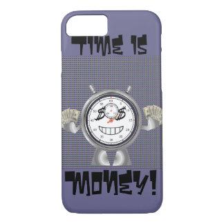 Zeit ist Geld iPhone 8/7 Hülle