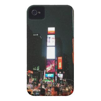 Zeit-Quadrat, NYC iPhone 4 Case-Mate Hülle