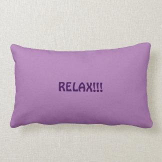 Zeit sich zu entspannen lendenkissen