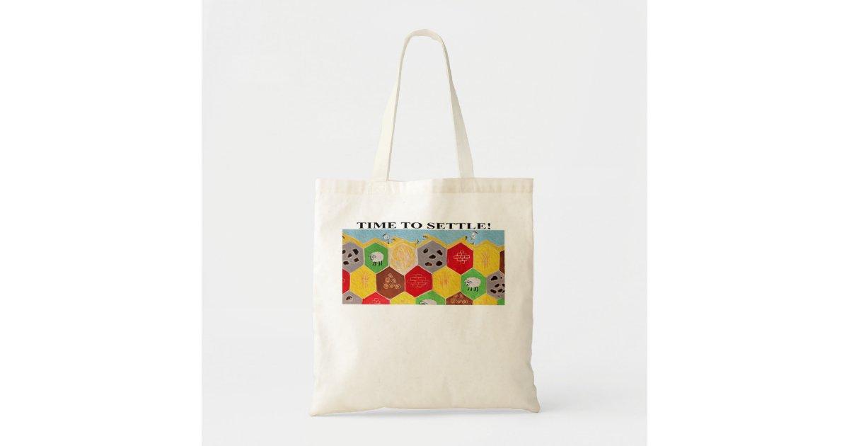 Zeit, Taschen-Tasche für Spiel-Gang zu vereinbaren Tragetasche | Zazzle