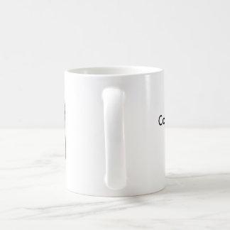 Zeit-Würfel (Grafik) Kaffeetasse