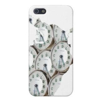 Zeit-Zonen-Taschen-Uhr iPhone 5 Cover