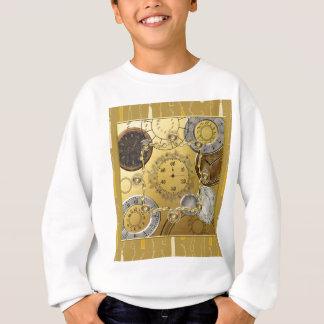Zeit zu graduieren, Zeit Stücke mit Sweatshirt