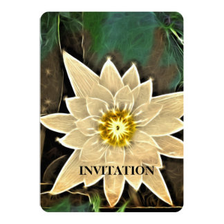 Zeitalter-Zen-Buddhismus-Yoga Namaste weißes Lotus Karte