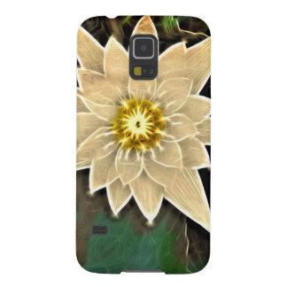 Zeitalter-Zen-Buddhismus-Yoga Namaste weißes Lotus Samsung S5 Cover
